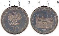 Изображение Монеты Польша 20 злотых 1981 Медно-никель UNC-
