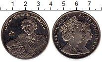 Изображение Монеты Остров Вознесения 2 фунта 2012 Медно-никель UNC