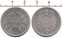 Изображение Монеты Германия 1 марка 1886 Серебро XF