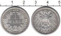 Изображение Монеты Европа Германия 1 марка 1904 Серебро UNC-