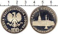 Изображение Монеты Европа Польша 100 злотых 1975 Серебро Proof-
