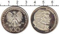Изображение Монеты Польша 100 злотых 1976 Серебро Proof-