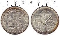 Изображение Монеты Египет 5 фунтов 1987 Серебро UNC- Музей Парламента
