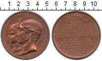 Изображение Монеты Франция Медаль 1842 Медь XF