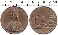 Изображение Монеты Европа Франция Медаль 1825 Бронза XF
