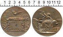 Изображение Монеты Европа Франция Медаль 1871 Бронза XF