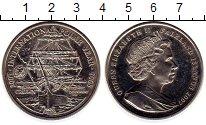 Изображение Монеты Великобритания Фолклендские острова 1 крона 2007 Медно-никель UNC-