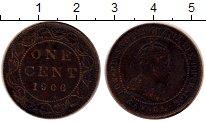 Изображение Монеты Канада 1 цент 1906 Бронза XF-
