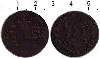 Изображение Монеты Германия Юлих-Берг 1/2 стюбера 1794 Медь VF
