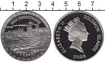 Изображение Монеты Австралия и Океания Соломоновы острова 25 долларов 2005 Серебро Proof
