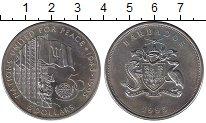 Изображение Монеты Северная Америка Барбадос 5 долларов 1995 Медно-никель UNC-