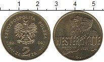Изображение Мелочь Польша 2 злотых 2009  UNC- Сентябрь 1939 — Вест