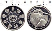 Изображение Монеты Куба 10 песо 2007 Серебро Proof