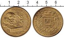 Изображение Монеты Уругвай 5 песо 1976 Латунь XF 250 - летие  основан