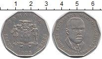 Изображение Монеты Ямайка 50 центов 1975 Медно-никель XF