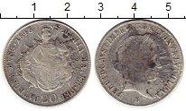 Изображение Монеты Европа Венгрия 20 крейцеров 1846 Серебро VF