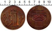 Изображение Монеты Германия медаль 0 Бронза XF Елизабет фон Туринге