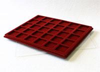 Изображение Аксессуары для монет Другие Пластиковый планшет на 30 ячеек (36х36х6 мм) Б 0