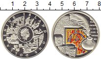 Изображение Монеты Новая Зеландия Ниуэ 1 доллар 2011 Серебро Proof