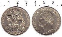 Изображение Монеты Германия Саксония 1 талер 1871 Серебро XF+
