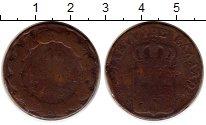 Изображение Монеты Европа Греция 10 лепт 1843 Медь VF