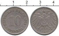 Изображение Монеты Европа Германия 10 пфеннигов 1911 Медно-никель XF