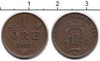Изображение Монеты Европа Швеция 1 эре 1895 Бронза XF