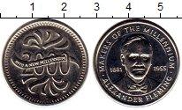 Изображение Монеты Европа Великобритания жетон 2000 Медно-никель UNC-