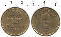 Изображение Монеты Европа Нидерланды жетон 1969 Латунь XF