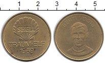 Изображение Монеты Европа Нидерланды жетон 0 Латунь XF