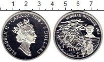 Изображение Монеты Северная Америка Канада 5 долларов 1998 Серебро Proof
