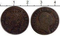 Изображение Монеты Бавария 6 крейцеров 1810 Серебро VF Мах Иосиф