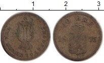 Изображение Монеты Швеция 10 эре 1875 Серебро VF Оскар II