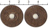 Изображение Монеты Тунис 25 сантим 1921 Медно-никель XF