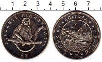 Изображение Монеты Африка Эритрея 1 доллар 1994 Медно-никель UNC-