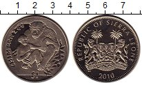 Изображение Монеты Сьерра-Леоне 1 доллар 2010 Медно-никель UNC-