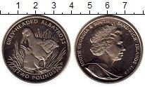 Изображение Монеты Южная Америка Сендвичевы острова 2 фунта 2006 Медно-никель UNC-
