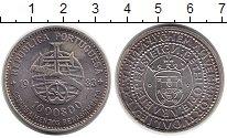Изображение Монеты Европа Португалия 1000 эскудо 1983 Серебро UNC-