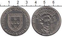 Изображение Монеты Европа Португалия 100 эскудо 1981 Медно-никель UNC-