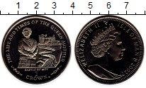 Изображение Монеты Великобритания Остров Мэн 1 крона 2002 Медно-никель UNC