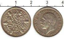 Изображение Монеты Европа Великобритания 6 пенсов 1935 Серебро XF