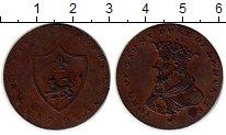 Изображение Монеты Европа Великобритания 1/2 пенни 1792 Медь XF