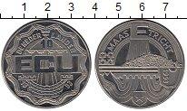 Изображение Монеты Нидерланды 10 экю 1993 Медно-никель XF