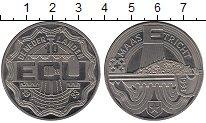 Изображение Монеты Европа Нидерланды 10 экю 1993 Медно-никель UNC-