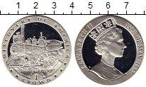 Изображение Монеты Великобритания Остров Мэн 1 крона 1992 Медно-никель Proof-