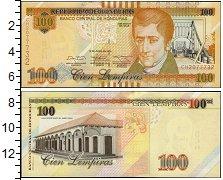Изображение Банкноты Гондурас 100 лемпир 2014  UNC