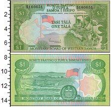 Изображение Банкноты Самоа 100 динар 0  UNC-