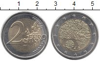 Изображение Монеты Европа Португалия 2 евро 2007 Биметалл UNC-