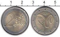 Изображение Монеты Португалия 2 евро 2009 Биметалл UNC- 2-е португалоязычные