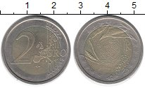 Изображение Монеты Европа Италия 2 евро 2004 Биметалл UNC-